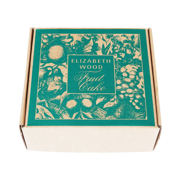 Elizabeth Wood Fruit Cake